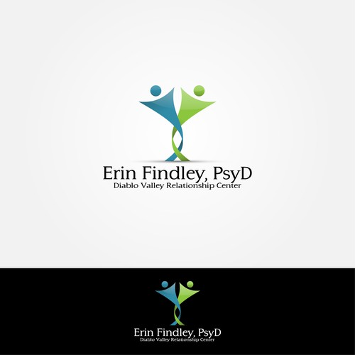 Logo for a couples therapist