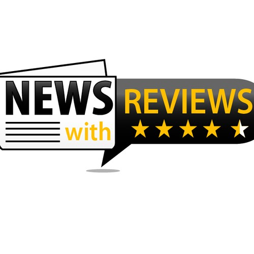 New logo wanted for News with Reviews