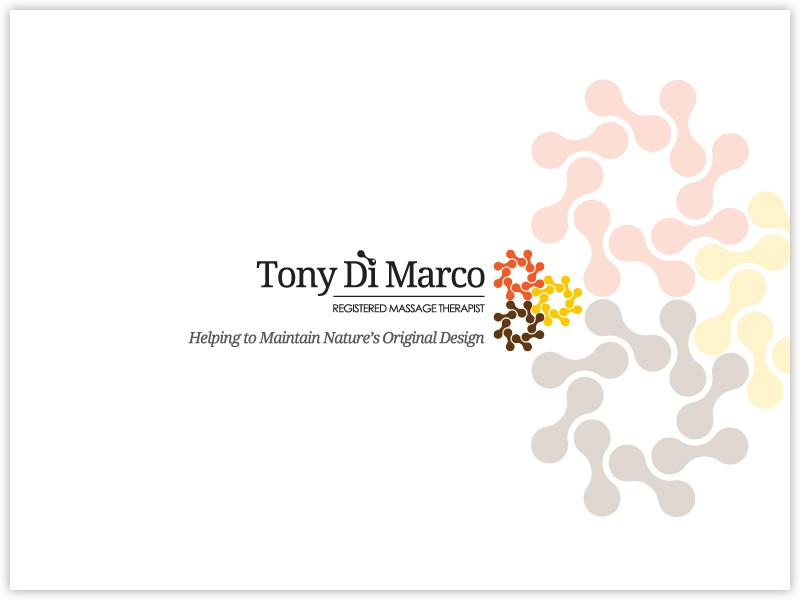 New logo wanted for Tony DiMarco, RMT