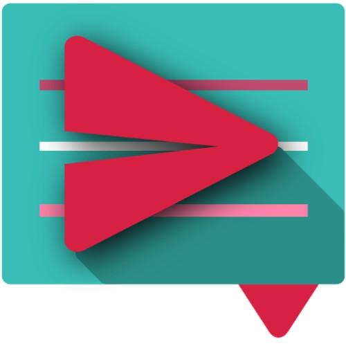 Logo idea for messaging app