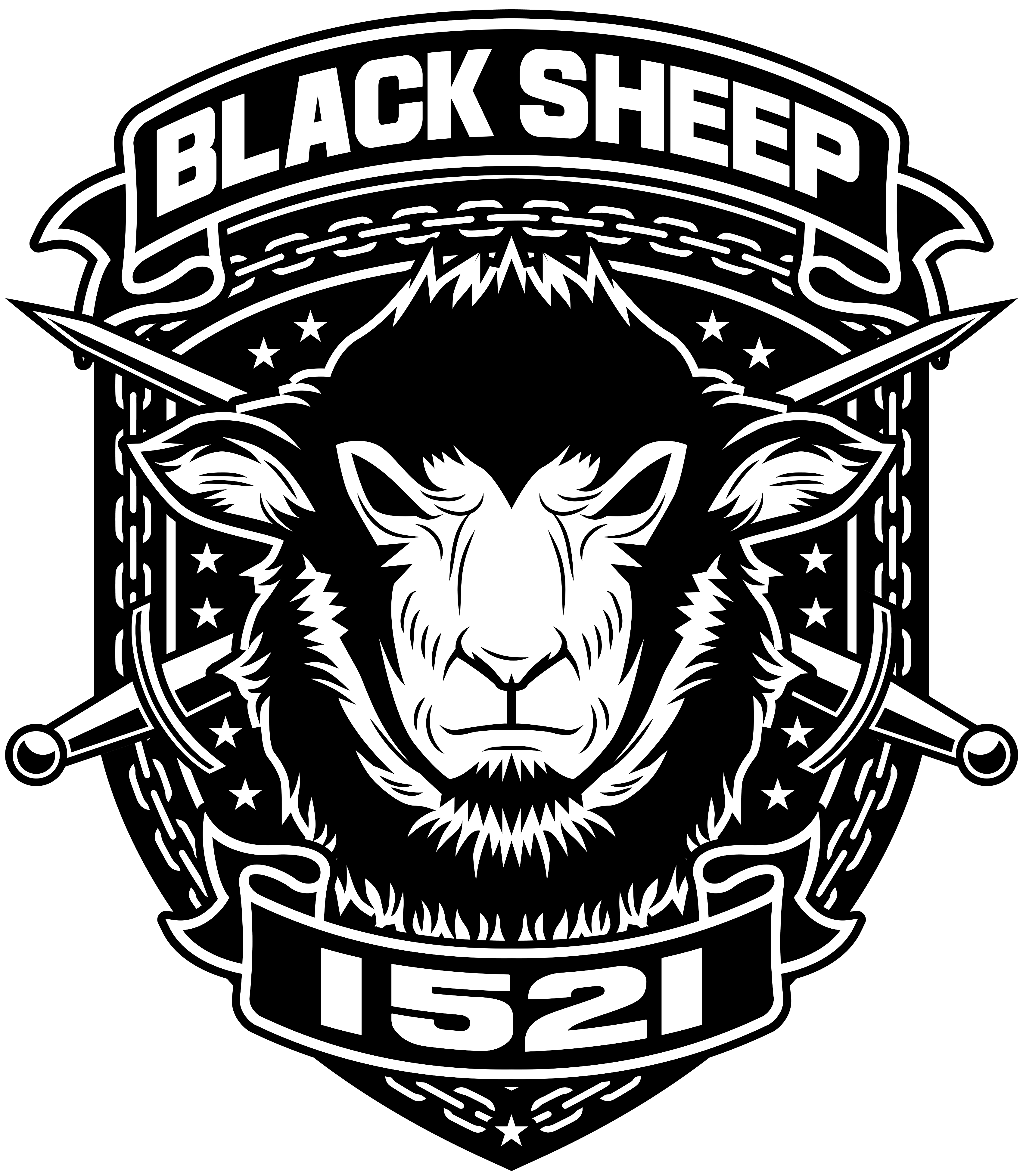 Military Team logo for t shirts