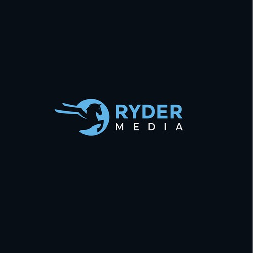 Logo for RYDER MEDIA
