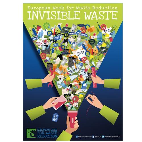 Environmental poster design