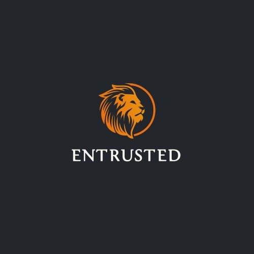 Entrusted logo