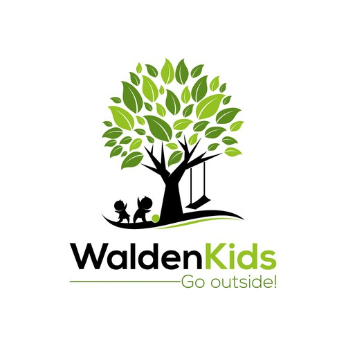 Walden Kids Go Outside!