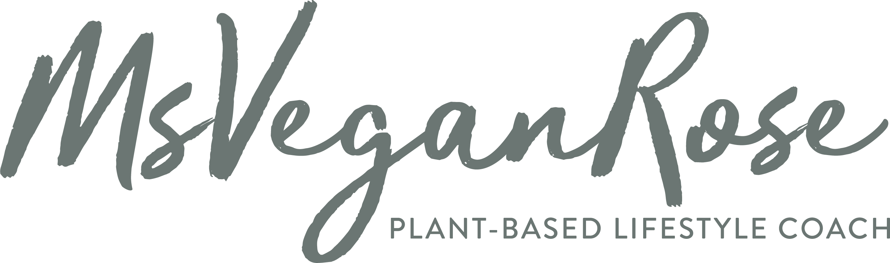 Create THE logo for my new plant-based/vegan lifestyle coaching business.