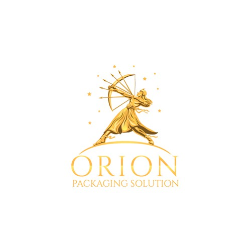 Golden Orion Logo