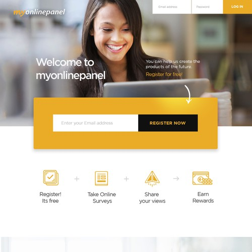 Powerful Creative Website put your mind to work