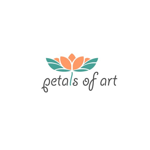 Help Petals of Art with a new logo