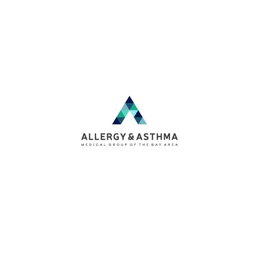 A logo for innovative allergy medical practice