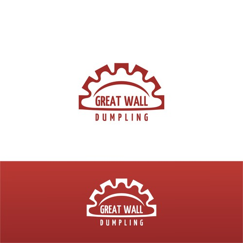 great wall and dumpling