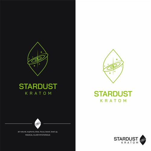 Logo for Stardust Kratom
