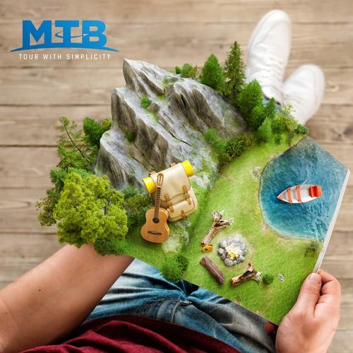 Advertising & logo design MTB