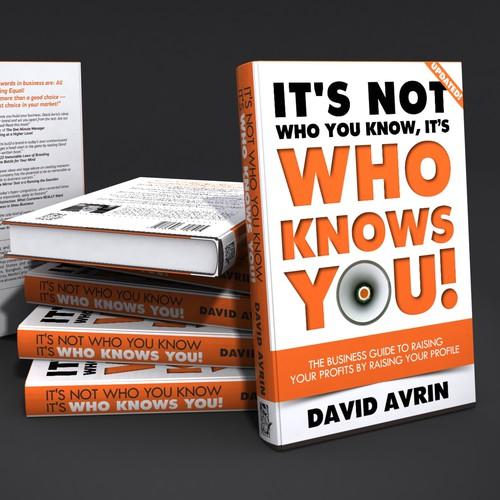 American Business Book Cover Design