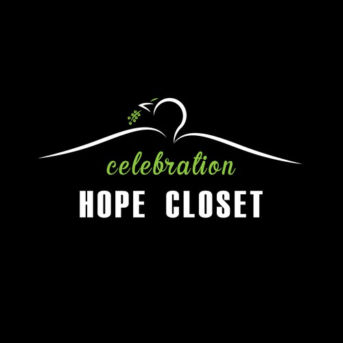 Logo Concept for Hope Closet