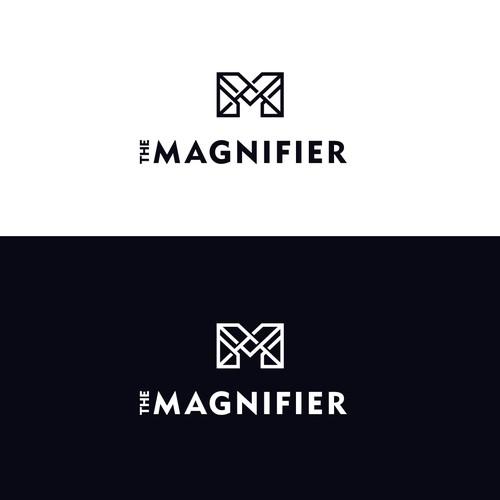 Logo for media publication company.