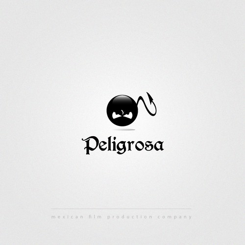 Playfull logo for production company