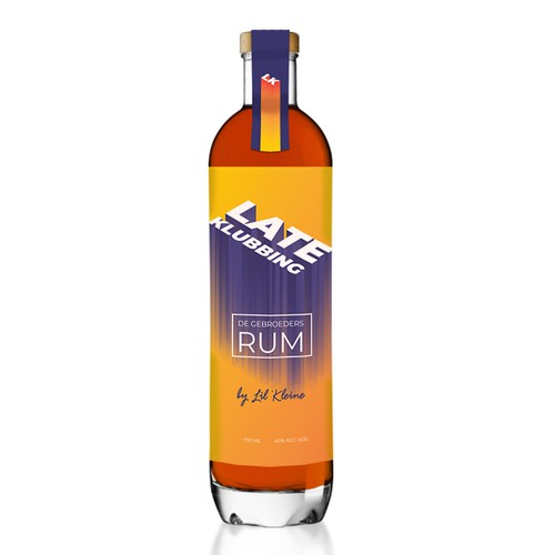 Rum for Lil' Kleine