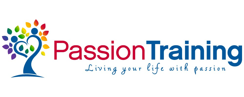 create a high quality and creative logo for Passion Trainings