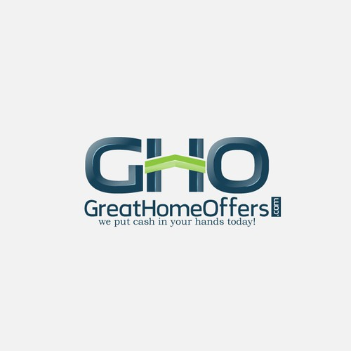 GHO logo for Great Home Offers