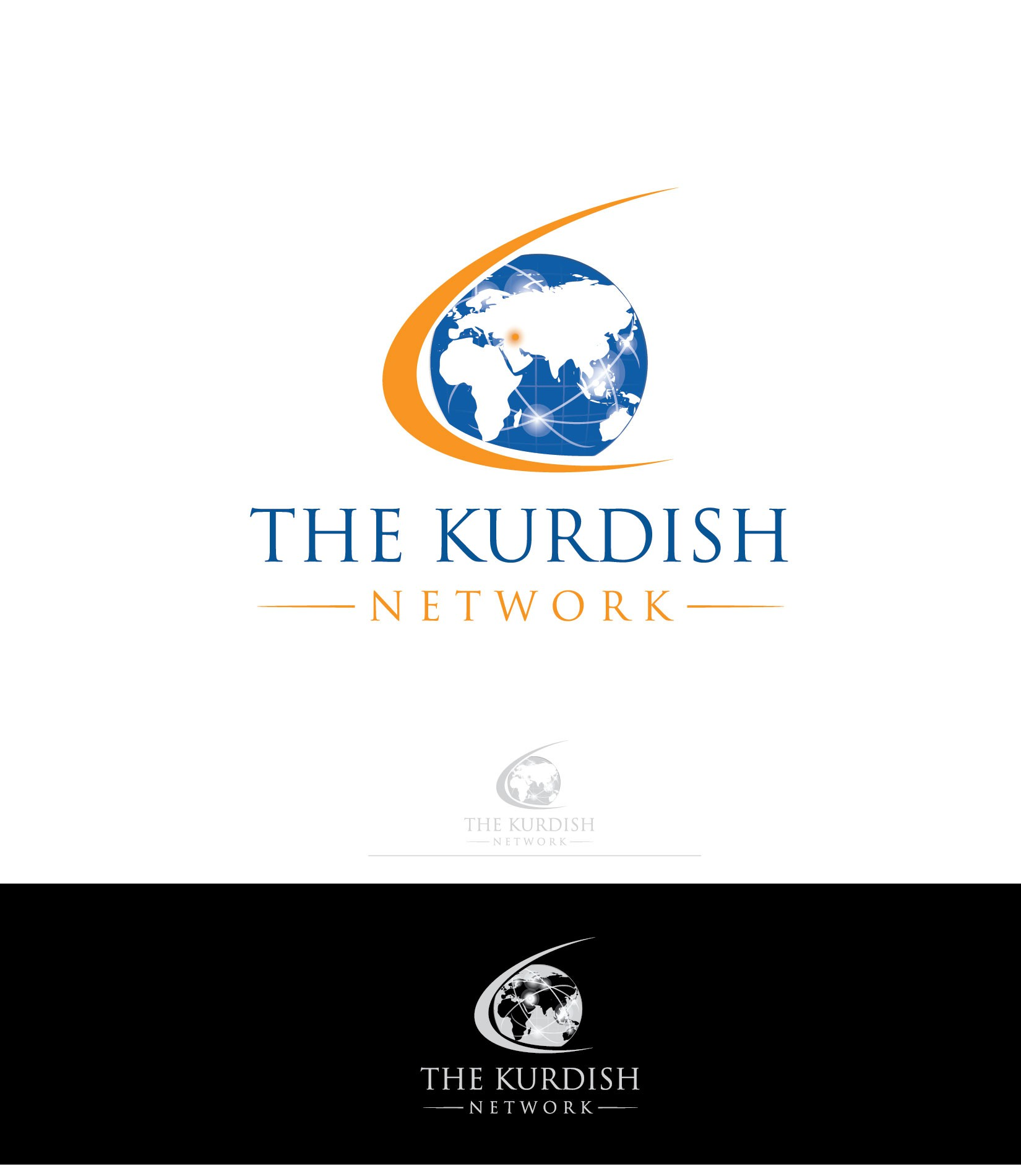 New logo wanted for The Kurdish Network