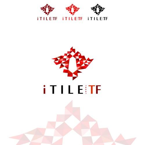 tiling company logo