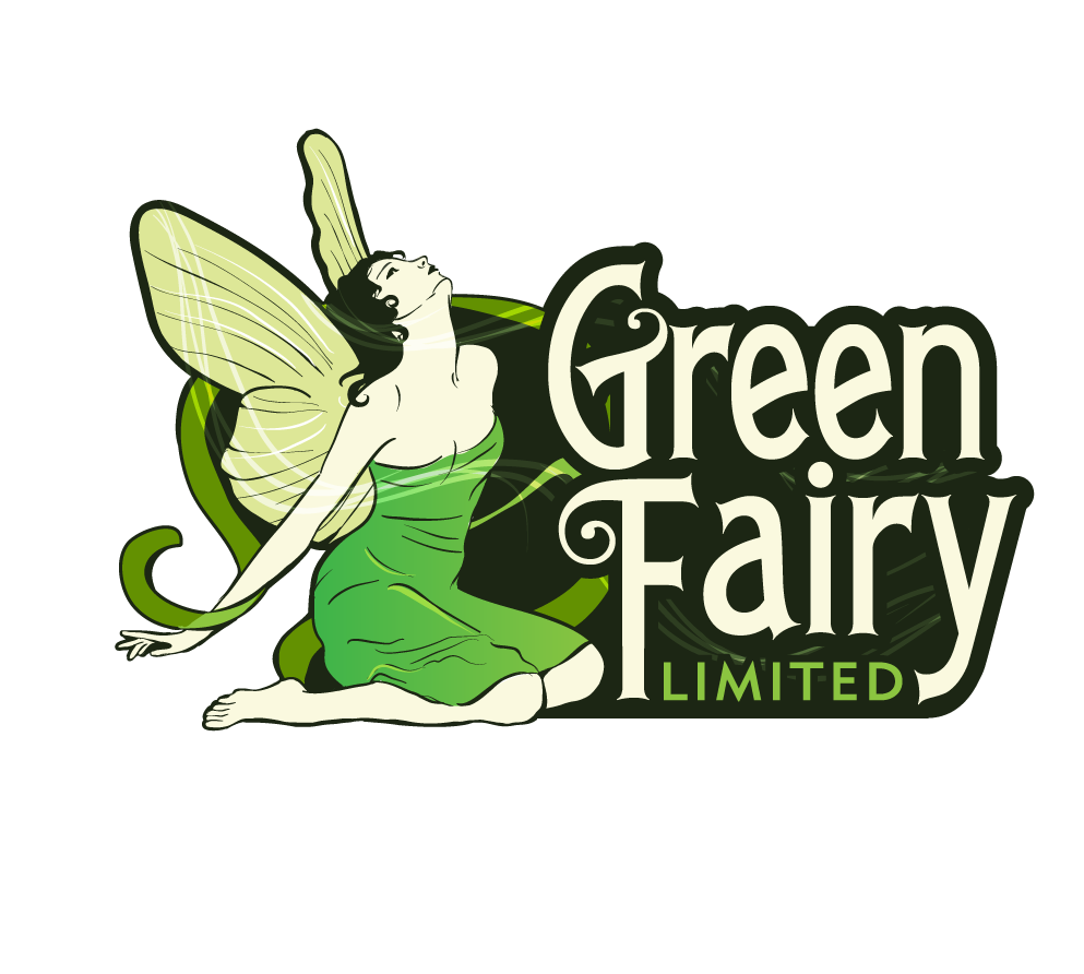 Help Green Fairy Limited with a new logo