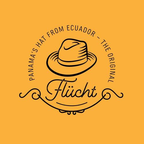 Logo for a hatter from Ecuador