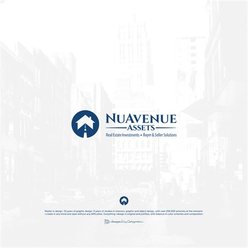 Logo for Real Estate Investments