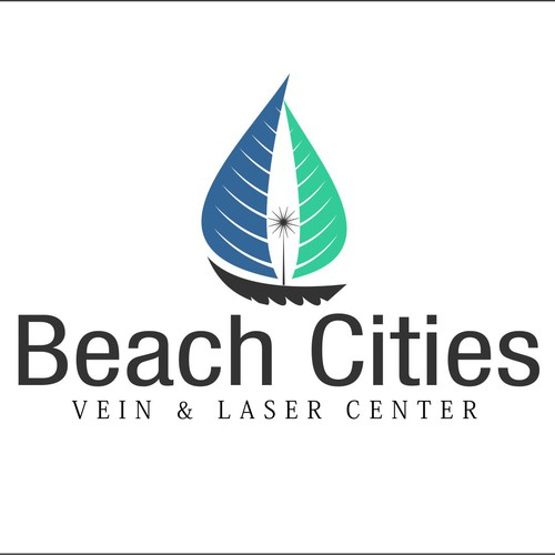 Logo Concept for Beach Cities