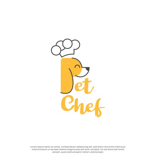 Rustic & Organic Logo for a Dog Food Company
