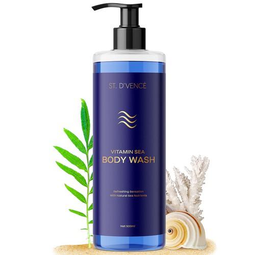 Vitamin Sea Body wash