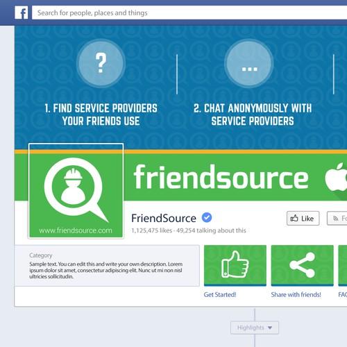 Friendsource; Social Media Design