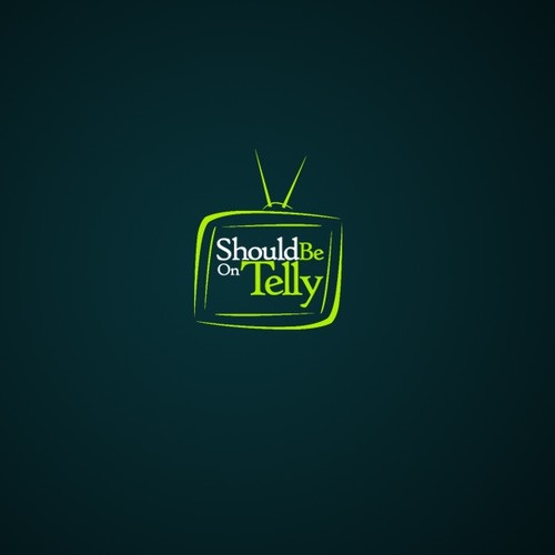 Online TV channel logo design
