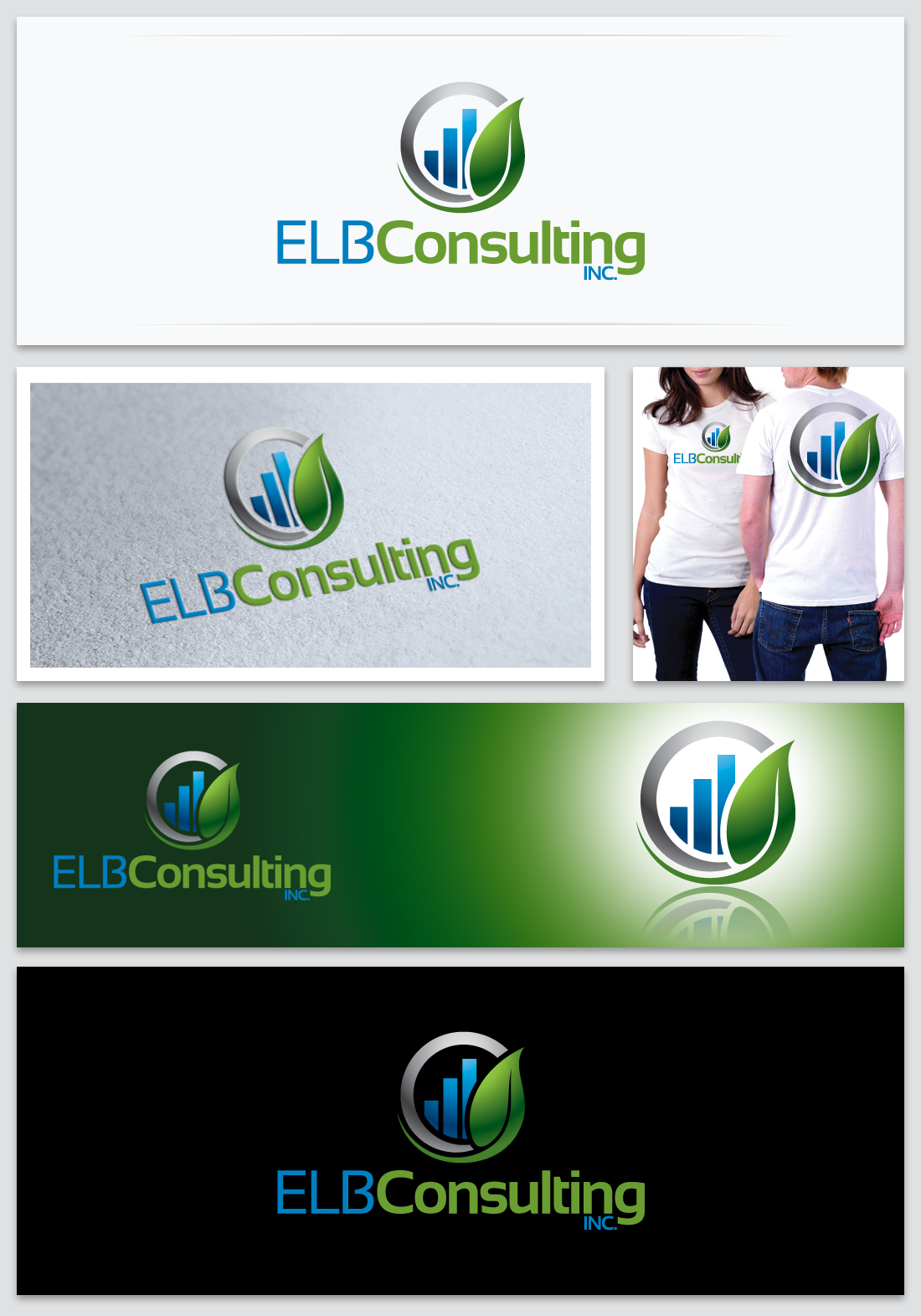 Create a NEW slick logo for our growing consulting firm today!