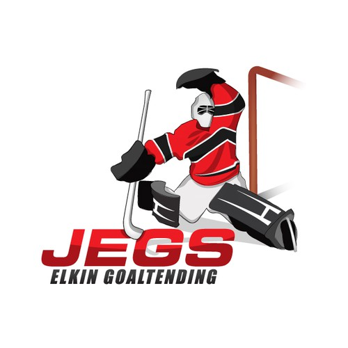 New logo wanted for JEGS, a hockey goalie school