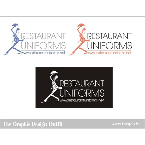 Logo for RestaurantUniforms(dot)NET