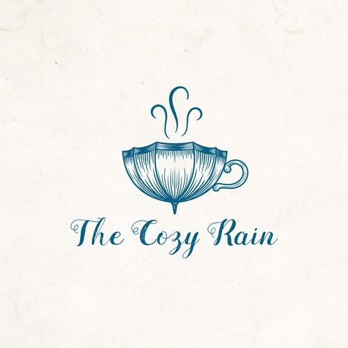 Cozy Logo for the Cozy Rain