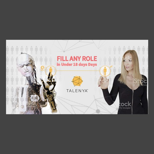 Facebook Banner Ad for Talenya
