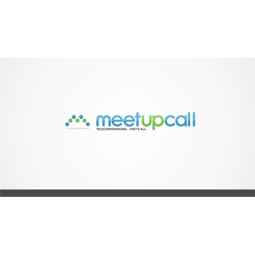 Logo Design for Meetupcall