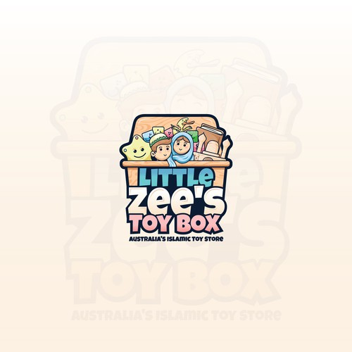Little Zee's Toy Box