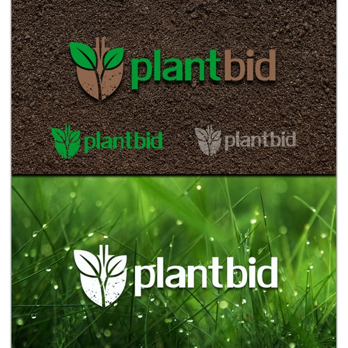 Logo submissions wanted - Plantbid is helping landscapers and nurseries connect!