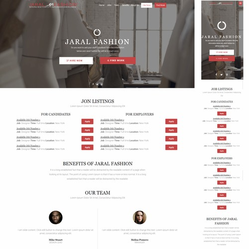 Jaral Fashion Personnel Consultants, Inc.
