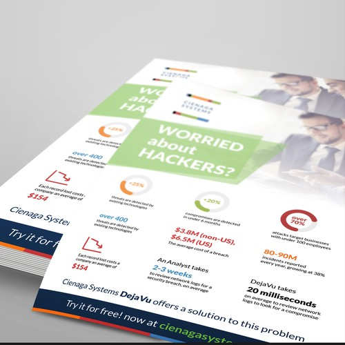 Sales Brochure Design