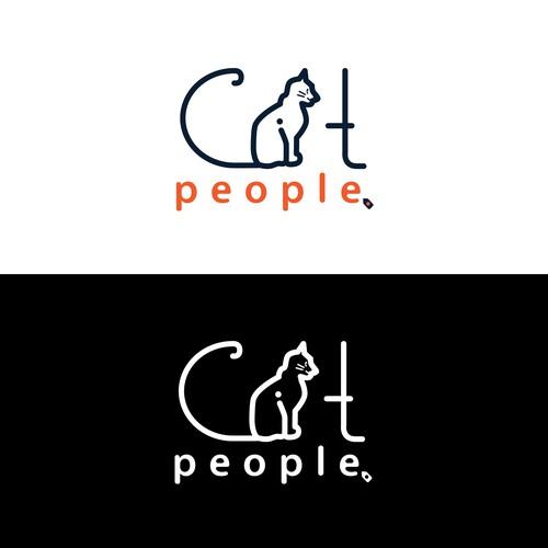 Cat People Logo