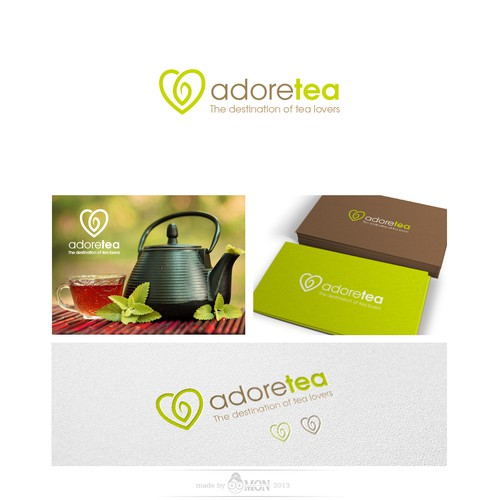 GUARANTEED! Help Adore Tea with a new logo