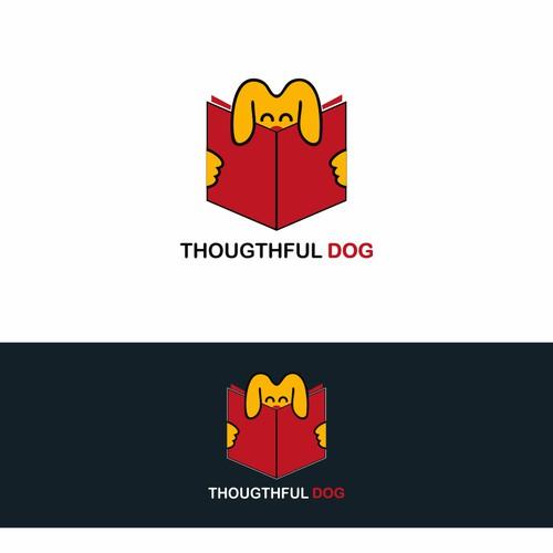 THOUGTHFUL DOG