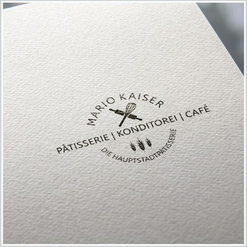 Logo for Mario Kaiser pastry