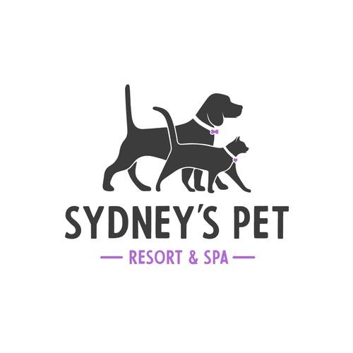 Pet Lodging Facility logo