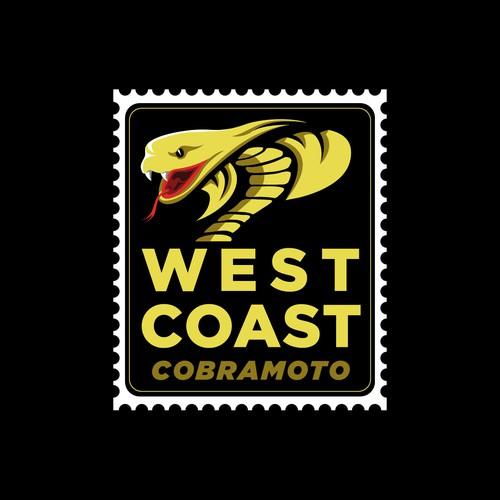 Logo Concept for West Coast Cobramoto